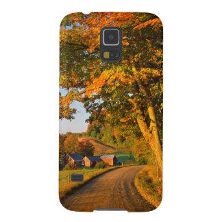 米国、ヴァーモント、南Woodstock Galaxy S5 ケース