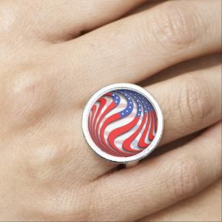 米国 指輪