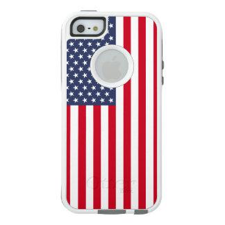 米国-米国旗のIphone Se/5/5s/の場合 オッターボックスiPhone SE/5/5s ケース