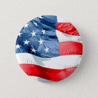 米国 缶バッジ