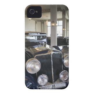 米国、金褐色のインディアナ: のコード、Duesenberg 6金褐色 Case-Mate iPhone 4 ケース