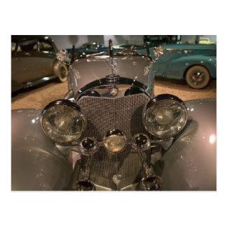 米国、Nevada_Reno: 国民の自動車博物館2 ポストカード