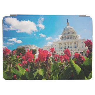 米国、Washington D.C.の国会議事堂の建物 iPad Air カバー