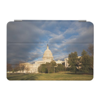 米国、Washington D.C.の国会議事堂の建物 iPad Miniカバー