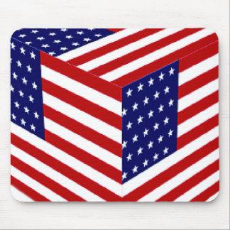 米国Flag_ マウスパッド