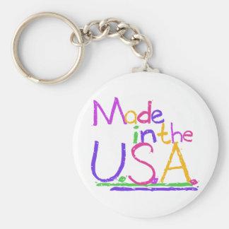 米国Keychainで作られる キーホルダー