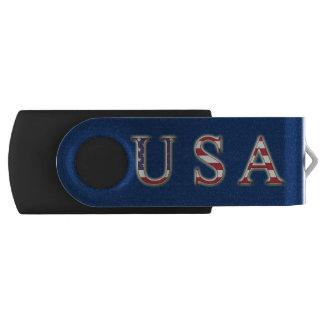 米国USB 2.0の抜け目がないドライブ USBフラッシュドライブ
