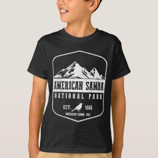 米領サモアの国立公園 Tシャツ