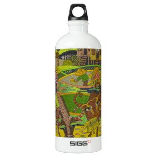 「米Harvest ウォーターボトル