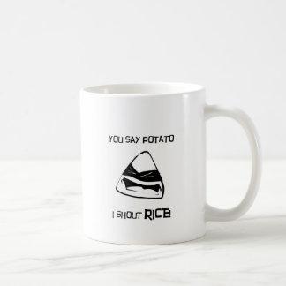 米Musubi コーヒーマグカップ