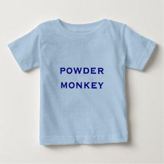 粉猿 ベビーTシャツ