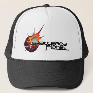 粉砕された惑星の帽子 キャップ