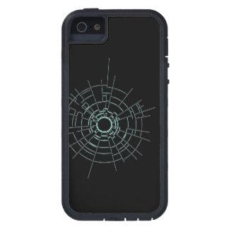 粉砕される iPhone SE/5/5s ケース