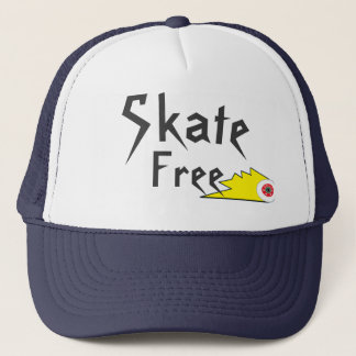 粉砕のスケートボードをする帽子 キャップ