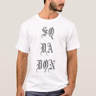 粉砕の分隊 Tシャツ