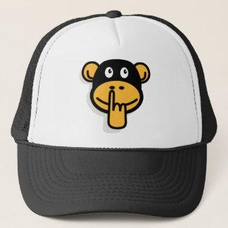粉砕機の猿の帽子 キャップ