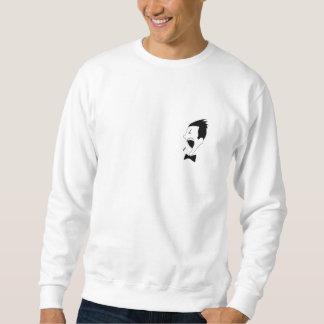 粉砕機の長いSleaveのTシャツ スウェットシャツ