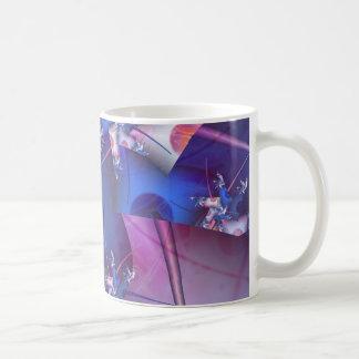 粉砕 コーヒーマグカップ