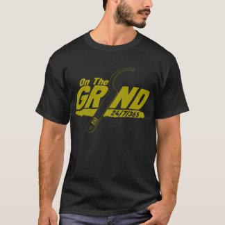 粉砕 Tシャツ