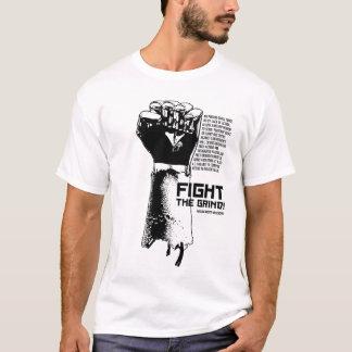 粉砕- Xom-BのTシャツ--を戦って下さい Tシャツ