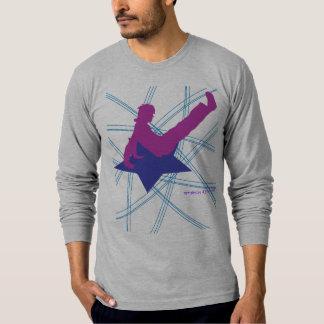 粉砕T Tシャツ