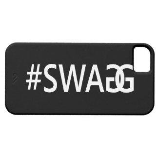 、粋でおもしろいな、#SWAG/SWAGGクールなインターネットの引用文 iPhone SE/5/5s ケース