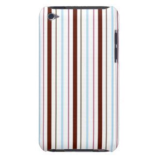 粋でストライプのな場合 Case-Mate iPod TOUCH ケース
