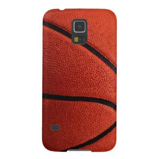 粋で熱いバスケットボール GALAXY S5 ケース