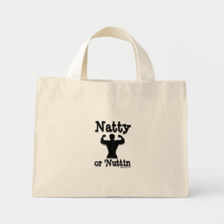 粋なまたはNuttinのロゴの衣服 ミニトートバッグ