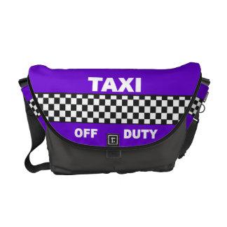 粋なタクシーのバッグ クーリエバッグ