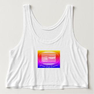 粋なデザイナーT/Shirt タンクトップ