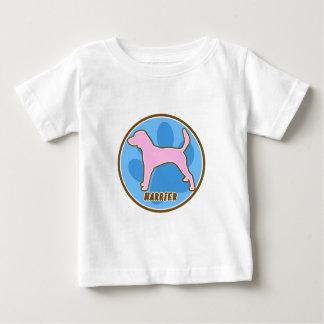 粋なハリアー ベビーTシャツ