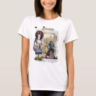 粋なファッションモデル Tシャツ