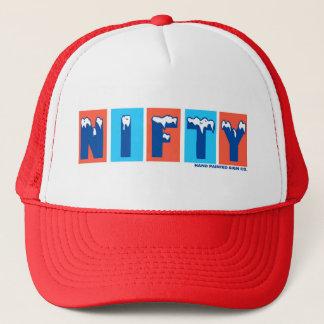 粋なロゴのトラック運転手の帽子 キャップ