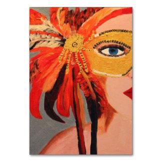 粋な女性 カード