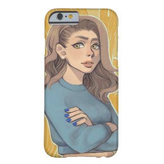 粋な女性 BARELY THERE iPhone 6 ケース