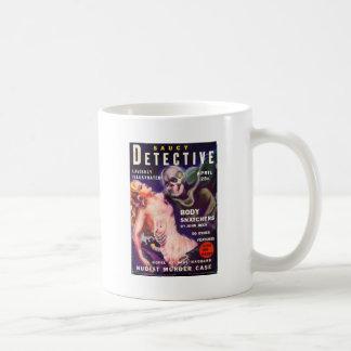 粋な探偵 コーヒーマグカップ