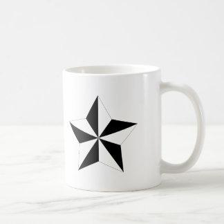 粋な星 コーヒーマグカップ