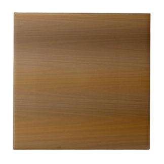 粋な薄茶の木製の穀物パターン タイル