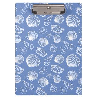 粋な貝殻パターン