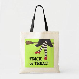 粋な魔法使いのハロウィンのトリック・オア・トリートのバッグ トートバッグ