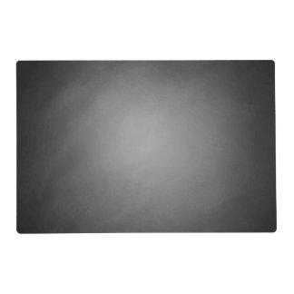 粋な黒板のヴィグネット ラミネート プレート
