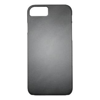 粋な黒板のヴィグネット iPhone 8/7ケース