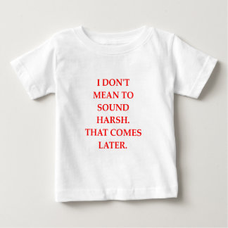 粗い ベビーTシャツ