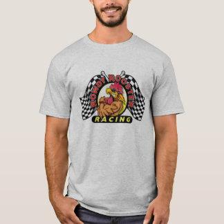 粗暴なオンドリ競争の3 Tシャツ