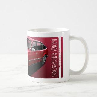 粗紡機SD1 Vanden Plasのマグ コーヒーマグカップ