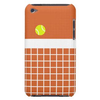 粘土のテニスコート Case-Mate iPod TOUCH ケース