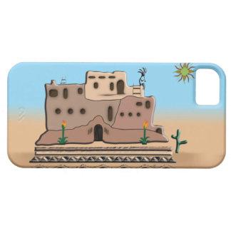 粘土の家 iPhone SE/5/5s ケース