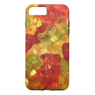 粘着性くまの例 iPhone 8 PLUS/7 PLUSケース