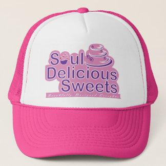 精神のおいしい菓子のトラック運転手の帽子 キャップ